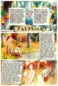 1 .John Bolton's graphic story version of Goblin Market