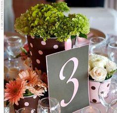 классический, цветочное украшение столов, розы, гортензии,цветочное оформление, номера столов, розовый. Гербера