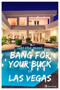 Go to Vegas on a budget and come home a winner! Find the best HomeAway vacation rental for your stay and save on accommodation. Best Places To Live, Places To Travel, Travel Destinations, Places To Visit, Canada Travel, Usa Travel, Travel Tips, Girlfriends Getaway, Girls Getaway