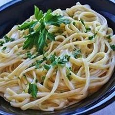 Easy Alfredo Sauce I - Allrecipes.com