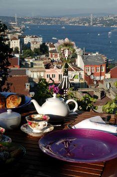 5. Kat, Cihangir / İstanbul