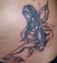 Fairy Tattoos - Tattoos.net