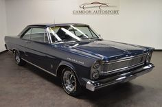 1965 Ford Galaxie 500 LTD 2 Door Fastback 352 CID V8
