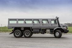 mercedes-benz Zetros 2733 limo