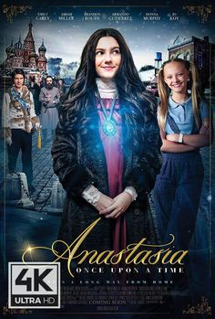 Free Watch Anastasia : HD Free Movies Anastasia Romanov Escapes Through A Portal When Her Family Is Threatened By Vladimir Lenin, And She. Anastasia Romanov, Anastasia Film, Movies 2019, Hd Movies, Movies To Watch, Movies Online, Movie Tv, Movie List, Brandon Routh