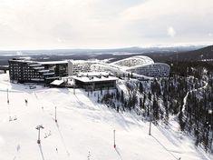 Koutalaki Ski Village Big – Bjarke Ingels Group
