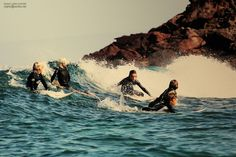 "500px / Photo ""Boys don't cry"" by raquel lopez-chicheri  Surf, boys, kids, surfing, Fuerteventura, waves, water, ocean,"