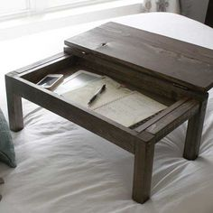 A quick and easy project that all your friends will be jealous of. (via The House of Wood)