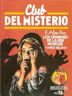Kiosko del Tiempo (@kioskodeltiempo) | Twitter Edgar Allan Poe, Novel Movies, Pulp, Horror Books, Novels, Comic Books, Black, Twitter, A Real Man