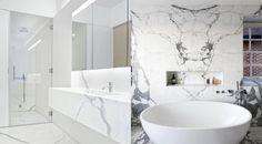 37 Marble Bathroom Design Ideas To Inspire You - Interior God