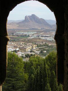 Publicamos la Alcazaba de Antequera, que disfruta de unas maravillosas vistas debido a su buena posición.