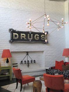 Living Room Inspiration - Parker Palm Springs, Jonathan Adler