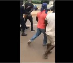 17 year-old Armed Robber Caught in Broad Daylight Robbing Businessman in Traffic (Watch Video) -  Click link to view & comment:  http://www.naijavideonet.com/17-year-old-armed-robber-caught-in-broad-daylight-robbing-businessman-in-traffic-watch-video/