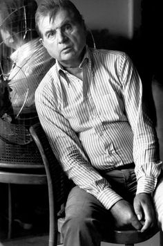 Francis Bacon by Eve Arnold 1978 #artists