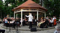 Concert vienez in Parcul Regina Maria Gazebo, Outdoor Structures, Concert, Kiosk, Concerts, Cabana