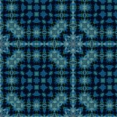 Blue_Neon_Cascade_07 by stradling_designs, click to purchase fabric