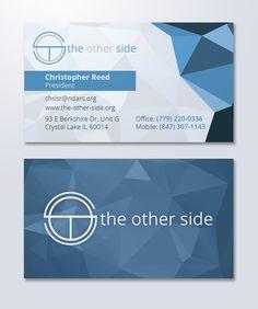 11 best business cards images on pinterest business card design business card design by frontier marketing llc colourmoves