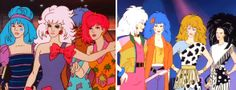 Jem and the Holograms and the Misfits