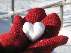 I love you. Hand-made by Helmivene