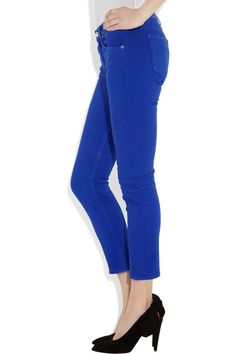 Really wanting some bright blue skinnies, Nordstroms Paige denim will work perfect.. thanks!