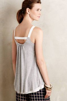 Layered Tibby Tank by Amadi