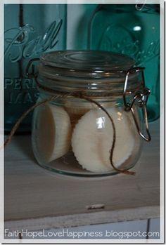 DIY Lotion Bar Recipe @ FaithHopeLoveHappiness.blogspot.com