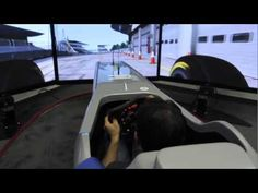 The world's most realistic racing simulator puts Ferrari F1 engineering in your den for $90,000