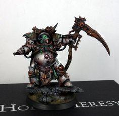 Dark Eldar, Mini Paintings, Warhammer 40000, Space Marine, Miniture Things, Decay, Diy And Crafts, Artworks, Hobbies