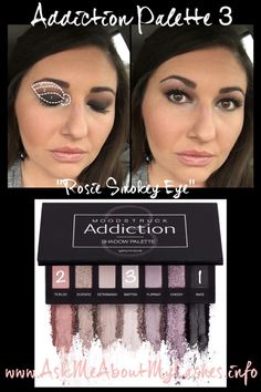 Younique Addiction Palette 3