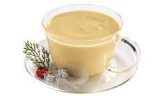 Crema inglesa navideña #CuidarseEsDisfrutar