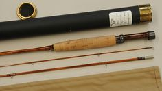 "Thomas & Thomas 'Specialist'; 7'6"" 2 pc/ 2 tips for #4 line DSC_6906.JPG-Bamboo Fly Rod"