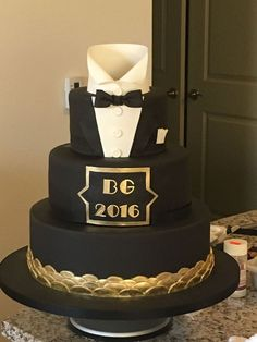 Resultado De Imagen Para 50th Birthday Cakes For Men Tuxedo