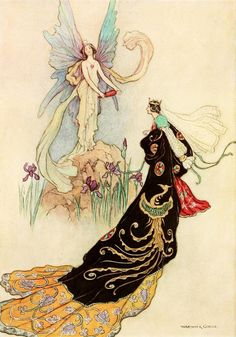 Warwick Goble - Illustrator