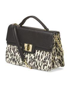 f059429660a image of Structured Shoulder Bag http   tjmaxx.tjx.com store