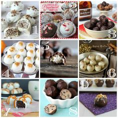 Decadent Truffle Recipes - BusyBeingJennifer