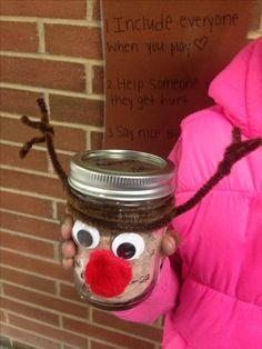 Reindeer Craft #ChristmasCraft #KidsCraft #Reindeer #ReindeerCraft Reindeer Games, Reindeer Craft, Christmas Crafts