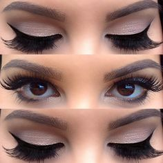 Between these Lashes and Winged Liner