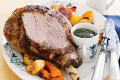 A classic favourite - roast lamb and gravy needn't be a chore if you follow our easy recipe.