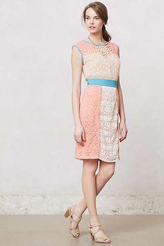 Anthropologie Ephemere Dress
