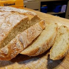 """No Knead Beer BreadI """"This is now my """"go to"""" recipe for homemade white bread. It is super easy and you cannot screw it up."""""""