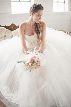 http://weddinginspirasi.com/2012/02/14/chaviano-couture-2012-wedding-dresses/  { chaviano couture 2012 valentina wedding dress }  #weddingdress #weddings #wedding #bridal #weddinggown
