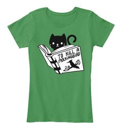 Mockingbird Cat | Teespring
