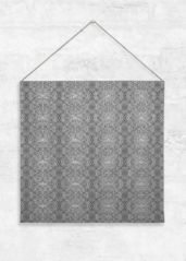 Retro bw tapestries - Tapestry Large by Csaba Friss