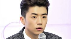 On January 9, Wooyoung attended the press conference for MBC's 'We Got Married' as he will be joining the show in its fourth season with his fictional wife, Park Se Young. However, he revealed that he felt a little bit burdened due to his status as an idol.