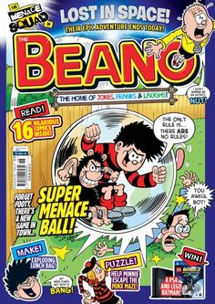 The Beano November 15,2014 edition - Read the digital edition by Magzter on your iPad, iPhone, Android, Tablet Devices, Windows 8, PC, Mac and the Web.