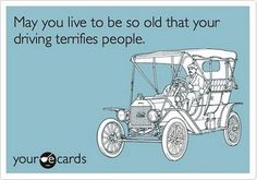 Driving Terrifies People