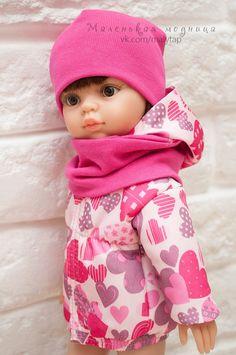Маленькая модница (одежда для кукол Paola Reina)