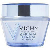 Vichy Aqualia Thermal Rich Face Moisturizer for Dry Skin Homemade Face Moisturizer, Natural Face Moisturizer, Moisturizer For Oily Skin, Best Face Serum, Best Face Products, Beauty Products, Skin Cream, Dry Skin, Moisturizers