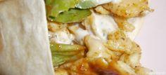 Fotorecept: Tortily plnené kuracím mäsom