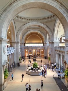 The Metropolitan Museum of Art is simply my favourite place in the whole city. Amazing, extensive collection, gorgeous curation - I just kind of want to live here...
